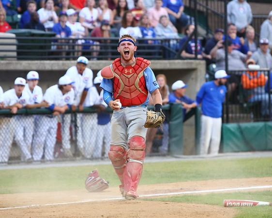 20190521 Baseball 4A Semifinal Old Mill vs Whitman