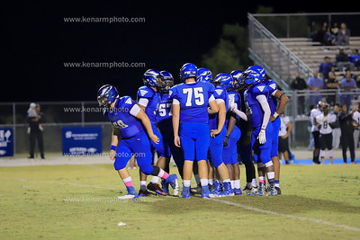 East Bladen 19 Fairmount football
