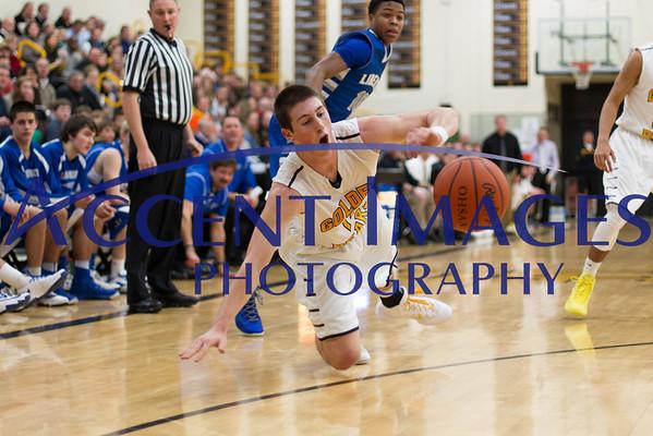 UAHS Varsity Basketball 12-13-13