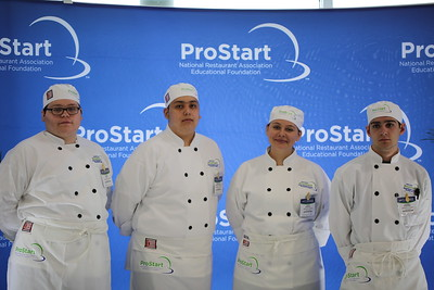 TCA Culinary at Nationals