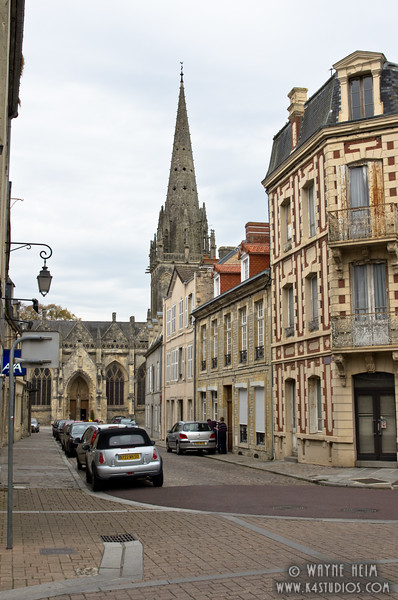 Street in Normandy   5        Photography by Wayne Heim