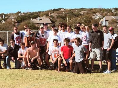 Alumni Game - November 27, 2004