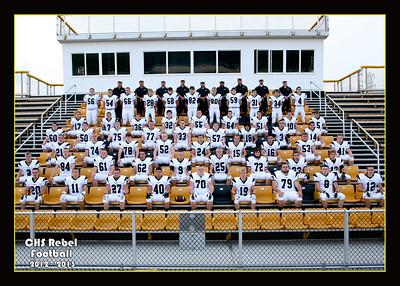 Crestview Football 2012-2013