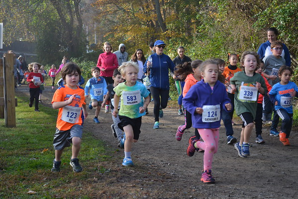 Diane Bradsell 2017 - Younger Kids Race