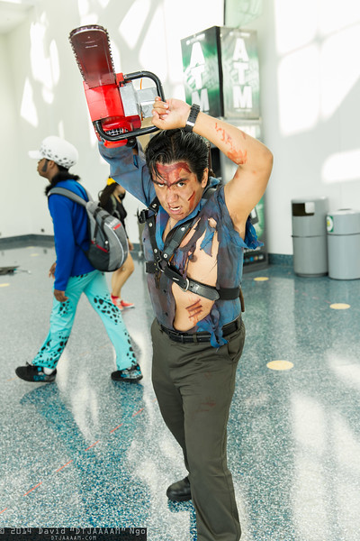Anime Expo 2014 - Sunday