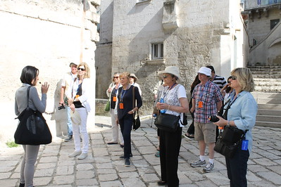 Penn Alumni Travel: Southern Italy and Sicily 2015