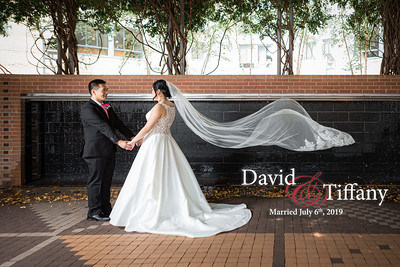David and Tiffany: Married July 6th, 2019