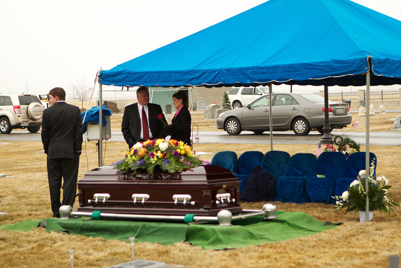 Uncle Jerry's Funeral