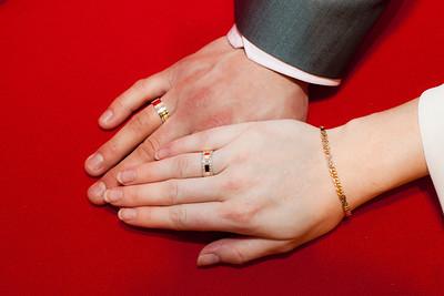 Martijn en Sabrina getrouwd!