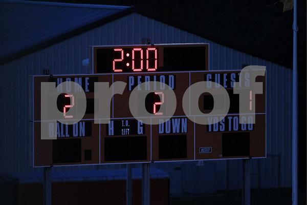 Varsity-Oak Grove vs St. Paul 4-14-10