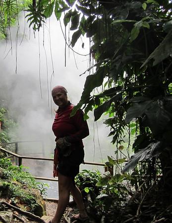 Roatan and Pico Bonito, Honduras