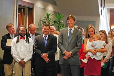 R. Milton and Denice Johnson Bridges To Belmont Endowed Scholarship Fund