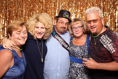 Tom's 50th Birthday Party @ The Ballantyne Hotel 9.9.17