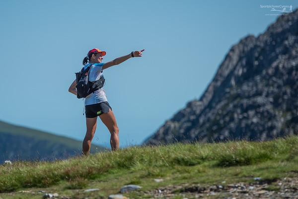 The 50th Welsh 1000m Peaks Race