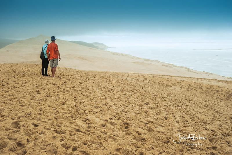 Dunes  du Pilat, France