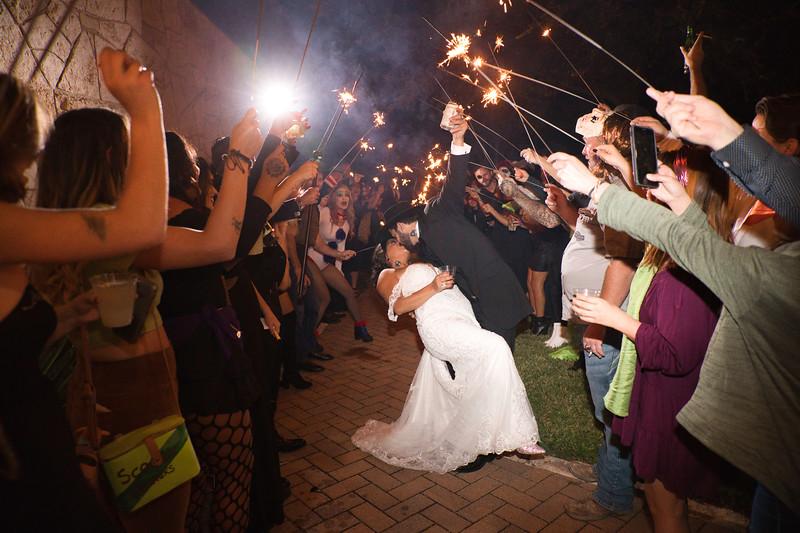 The Bates Wedding