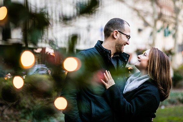 Glenda + Frank | Rittenhouse | 1.10.2020