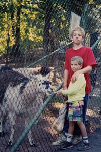 1991 Catskill Game Farm