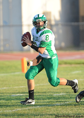 T.O.H.S. Frosh vs Port Hueneme - 09-01-11