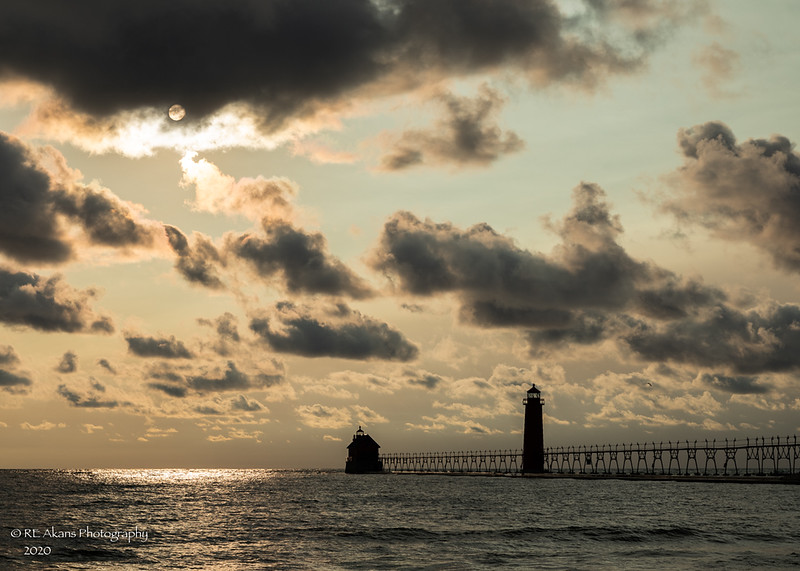 Late Afternoon at Grand Haven 5774 HDR.jpg