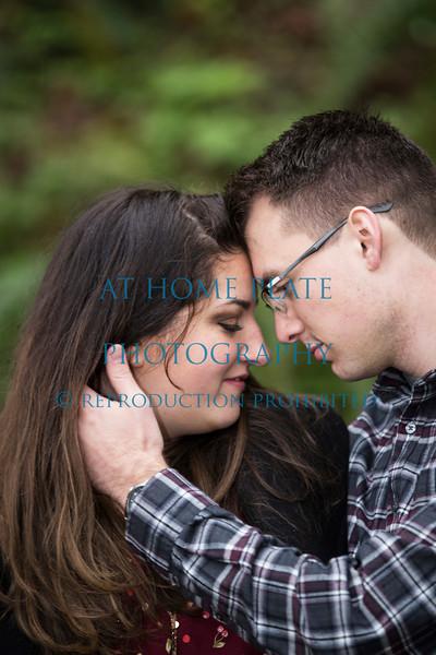 Chantal and Evan