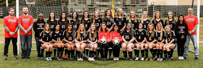 2017 LHHS Womens Soccer