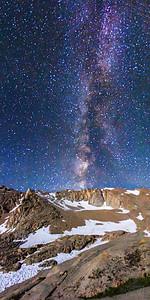 Mt. Whitney - My First Milky Way