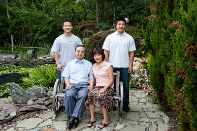 Dr. Huang Family