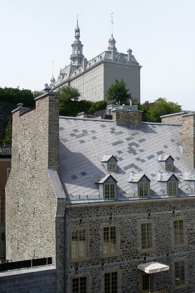 Hotel du Parlement. Quebec City