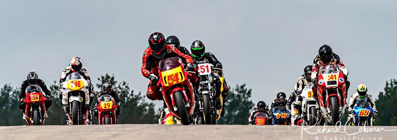 Am-Sportbike and SBK P4F1 Classes