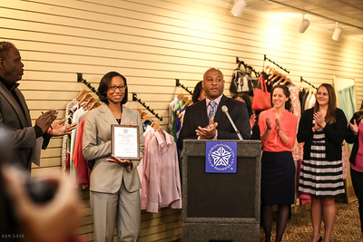 Dress For Success - Rochester Grand Opening