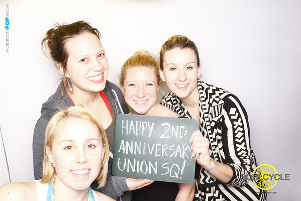 SoulCycle Union Sq 2nd Anniversary