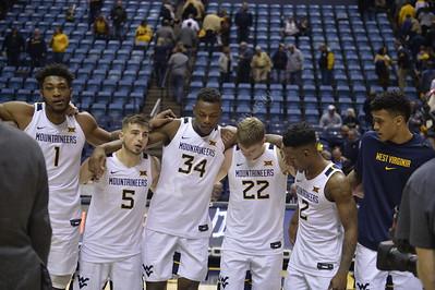 36220 Men's Basketball vs Northern Colorado November 2019