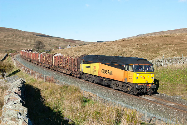 20th October 2010: Ribblehead and Ribble Valley