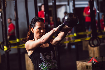 @ThoroughbredThrowdown 5 @CrossFitPinnacle 02.23.19