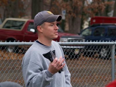 Bergenfield Fire Training Center - December 09, 2007