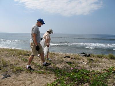 International Coastal Cleanup - Sep 2008
