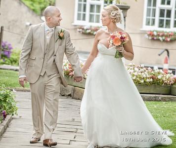 Lindsay & Steve 18th July - Waterton Park