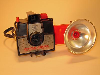 Boy Scout Camera