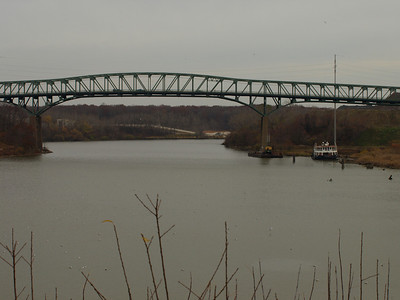 Lorain, Ohio on a cloudy day
