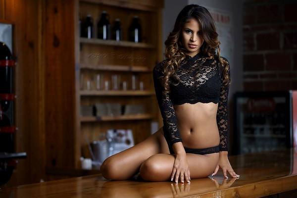 Model shoots