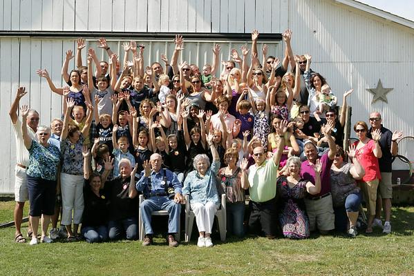 Schieffer Family Reunion