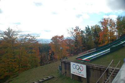 Lake Placid, NY: US Nationals & Flaming Leaves:  October 2008