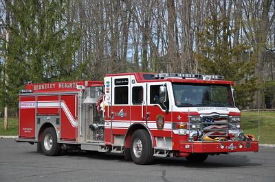 Berkeley Heights Fire Department