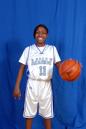 Beck Girl's Basketball 2008-2009