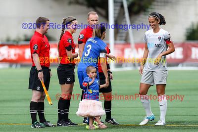 North Carolina Courage vs Seattle Reign FC