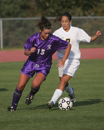 2005 University of St Thomas Womens Soccer