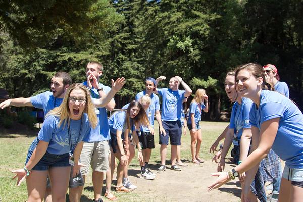 2015 Redwood Camp Summer Staff