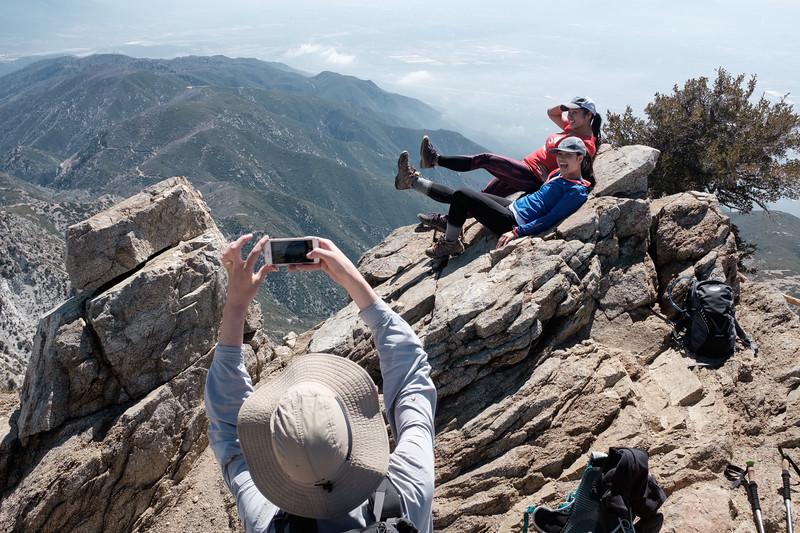 Lens #2: Mt. Cucamonga