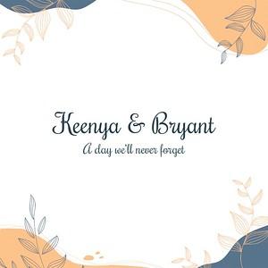 Keenya & Bryant | Casamento